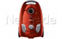 Aeg vx4-1-or aspirateur réservoir cylindrique 3l 750w a rouge - VX41OR