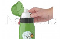 Emsa - Iso2go iso steel - gourde  forest friend 0.5l - 518374