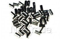 Universel - Fixation fusible thermique / diode  (prix par pièce / emballage par 10 pièces)