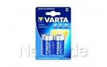 Varta high energy - lr14 - mn1400 - c -  bl.2pcs - 4914121412