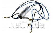 Aeg - Condensateur anti parasite 0.2 µf + 2x2400pf