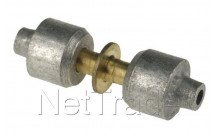 Universel - Lokring union normal laiton d. 2mm nk-ms-00 - NKMS002