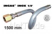 Universel - Inox ingas 1500mm 1/2