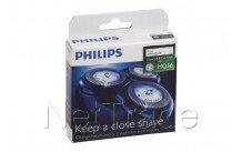 Philips - Tetes de rasage - hq56s- super reflex  (blister 3pcs - HQ5650