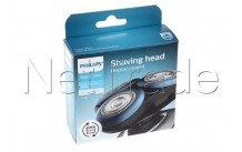 Philips - Tetes de rasage  -  sh70/70 - sensotouch 3d  shaver series 7000 (blister pro 3pcs) - SH7070