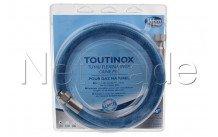 Wpro - Tuyau gaz nat toutinox  1m - 484000000351