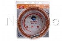 Wpro - Tbe150 tuyau gaz butane 1,50m toutinox (illimité - 484000000334