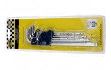 Benson tools - Cle male hexagonale 9 pièces: - 005875