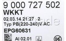 Bosch - Module - carte de puissance  - configuré - 00658840