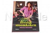 Miele - Une délicieuse cuisine à la vapeur avec pascale naessens (néerlandais) - 99255840