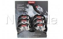 Miele - Powerdisk - autodos - tablette  display de comptoir de 6 pièces - 11301000