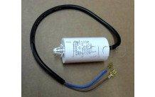 Beko - Condensateur electrol. avec cable -  5µf  450 v - 4121072086