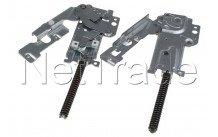 Electrolux - Kit de charnieres (gauche + droit) - 4055393351