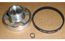 Beko - Poulie moteur alu tkf7350s - 492204401