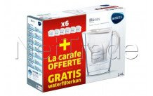 Brita - Fill & enjoy pack de demi-a - 1037743