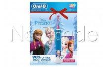 Oral-b - D100 la reine des neiges - 4210201307730