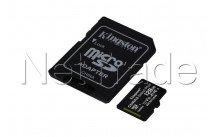Kingston technology canvas select plus flashgeheugen 128 gb microsdxc klasse 10 uhs-i + adaptateur - SDCS2128GB