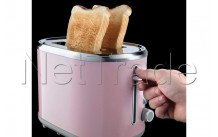 Russell hobbs - Grille-pain - bubble pink - 2508156