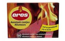 Eres - Allume-mazout 100 pieces par paquet