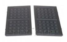 Seb - Plaque gaufre  4x5  (set) - TS01016050