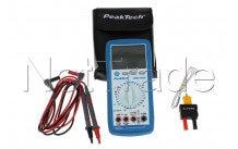 Peaktech - Multimetre digital peaktech pt3335 + temp.-40/1000° - P3335