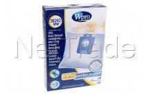 Wpro - Sac aspirateur - philips - s-bag - sb242mw - electrolux / wpro/philips - 481281718617