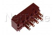 Smeg - Interrupteur  vitesse de moteur      32283 - 814490283