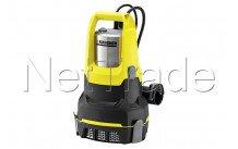 Karcher - Sp 6 flat inox pompes submersion eau claire - 14.000 (1 mm) - 16455050
