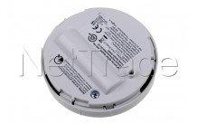 Fito - Detecteur fum. optique  - batterie  3v -  10ans - ASD10Q