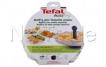 Seb - Panier de croquettes - grille snacking actifry - XA701074