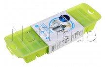 Wpro - Bac pour cubes de glacons avec couvercle - 484000008554