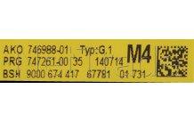 Bosch - Module - carte de commande - 00655545