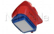 Seb - Bac de poussière - rouge - RSRT900101