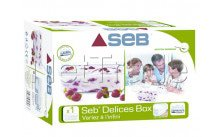 Seb - Cuve / bac cpl yaourtiere delices - 1 ltr - XF101001