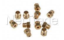 Whirlpool - Kit injecteurs gaz naturel - g20/25 - 480121103646