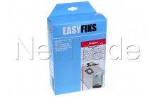 Easyfiks - Sac aspirateur polypr. philips oslo - HR693810