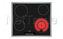 Bosch - Plaque en verre vitroceramique - 00686229