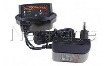 Black&decker - Adaptateur de charge - 9059028706