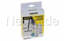 Karcher - Microfibres chiffon sol easyfix (2 p) velcro - 28632590