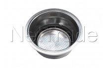 Delonghi - Porte filtre 2 tasses  ec820 - dlsc401 - 5513281001