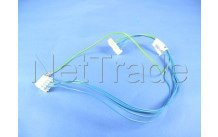 Whirlpool - Faisc.de cables moteur - 480111100003