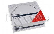 Whirlpool - Lampe réfrigération 15w / e14 - par boite de 25pcs - 481981728393