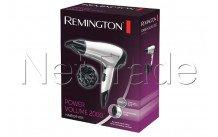 Remington - Power volume 2000 eco-setting, concentrateur & dif - D3015