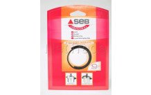 Seb - Joint cocotte minute 3,5l - alu - diam 190mm - authentique / minute - 790135