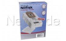 Nilfisk - Sac d'aspirateur  select /p - 107407639