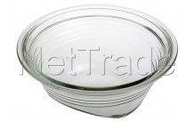 Miele - Hublot en verre  assymetrique - 4063240