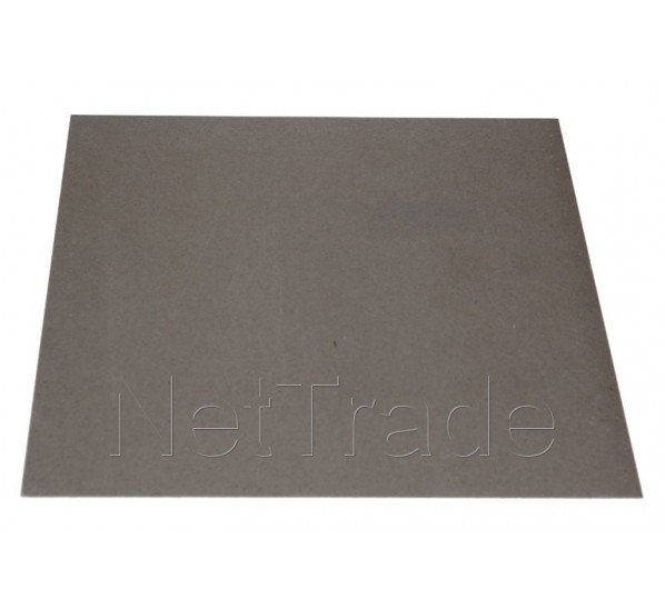 Universel - Plaque mica micro-onde  - 0.4mm 300x300 mm