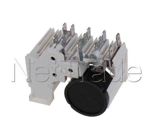 Whirlpool - Relais + clixon compresseur - 481228038125