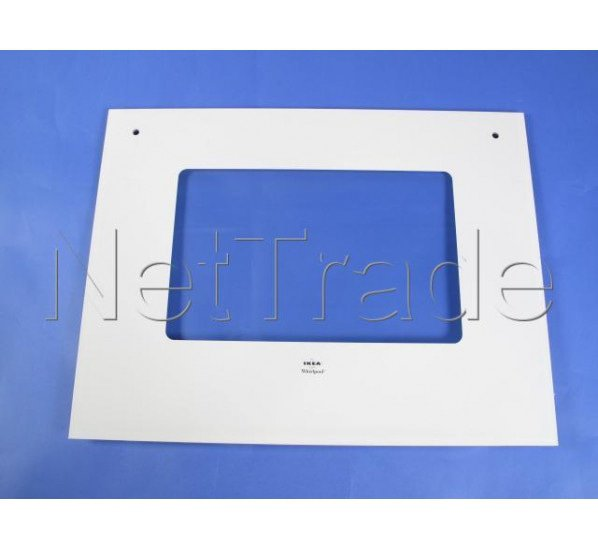 Whirlpool - Oven glass - 481245058779