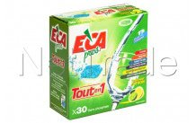Eca - Tabletten vaatwas 30 stuks alles in een